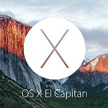 Mac OS X El Capitan 10.11 on Bootable USB Flash Drive for Installation or Upgrade