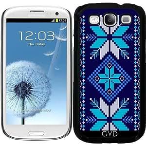 Funda para Samsung Galaxy S3 (GT-I9300) - Bordado Escandinavo by wamdesign
