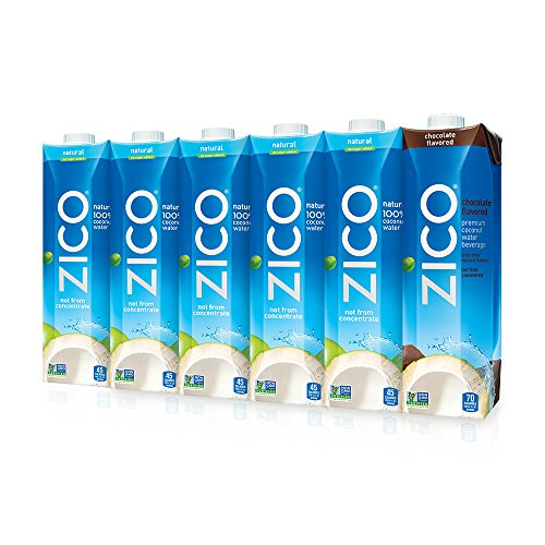 Zico Variety Pack Fluid Ounce product image
