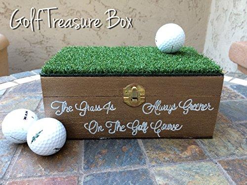 Golf Treasure Box (Golf Gift - Treasure Box)