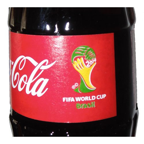 Malaysia FIFA World Cup Coca-Cola Bottle 2014