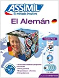 Assimil Superpack Aleman learn German for Spanish speakers (Book+4CD+1CDMP3) (German Edition) (Spanish Edition)