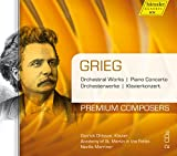 Grieg: Orchestral Works / Piano Concerto