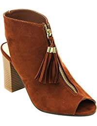 Amazon.com: Gold - Ankle & Bootie / Boots: Clothing, Shoes & Jewelry