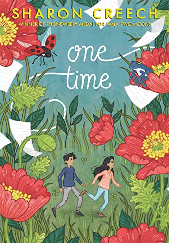 Book Cover: One Time