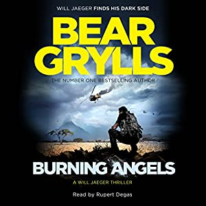 Burning Angels Audiobook