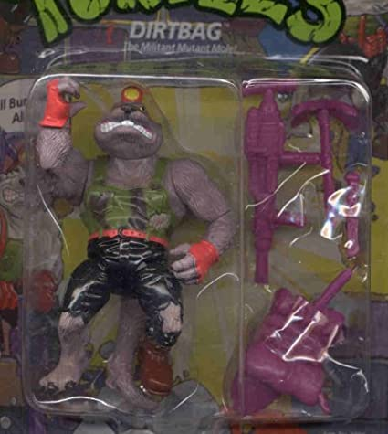 Amazoncom Teenage Mutant Ninja Turtles Dirtbag The Militant