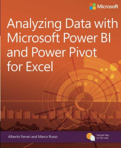 Pdf Computers Analyzing Data with Power BI and Power Pivot for Excel (Business Skills)