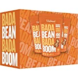 Bada Bean Bada Boom Plant Protein Gluten Free Roasted Broad (Fava) Bean Snack, Mesquite BBQ, 4.5 oz. (Pack of 12) Review