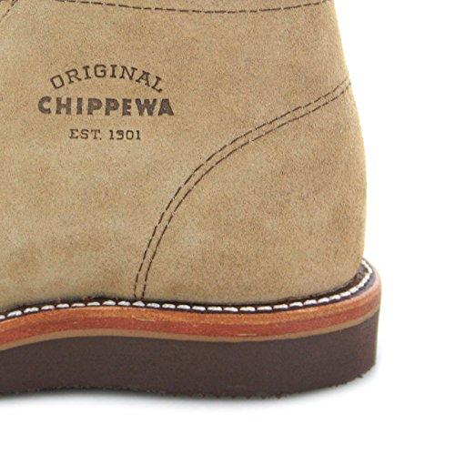Chippewa Mens Moderna Förortskhakimockaskor - 1901g06 Khaki