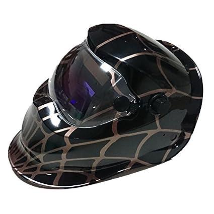 Generic de soldar para casco de soldador ARC MIG TIG Weld lente de desbaste para las
