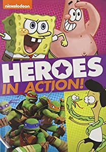 Nickelodeon: Heroes in Action