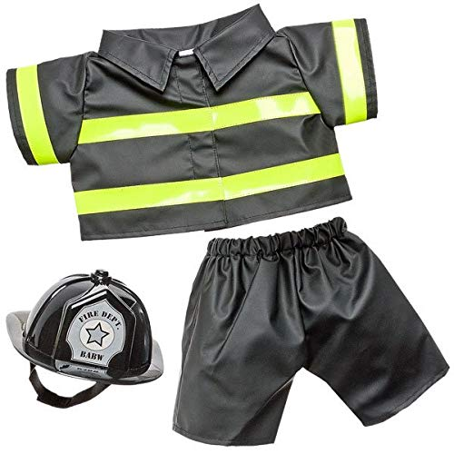 (Build A Bear Workshop Firefighter Costume 3 pc. )