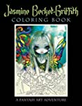 Jasmine Becket-Griffith Coloring Book...