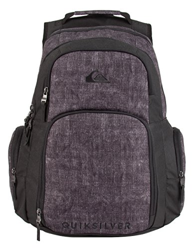 (QUIKSILVER 1969 Special Backpack, Charcoal)