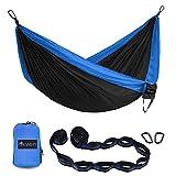 OKWINT 03 Camping Garden Ultralight Nylon Portable Heavy-Duty 500 lb Parachute Hammock