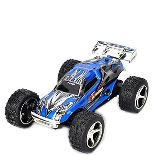 WLtoys L929 Upgraded 2019 2.4G 4CH RC Car Ready To Go Suvs Model 4 Channel Remote Control Car 20-30kh/M – Blue
