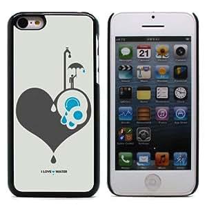 MOBILEONE Apple iPhone 4 / 4S Carcasa Trasera Rigida Aluminio Con 3x Protectores de Pantalla y Lapiz Boligrafo - Funny Panda