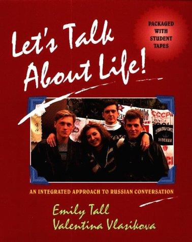Let's Talk About Life!: Intermediate Audio Cassettes Set