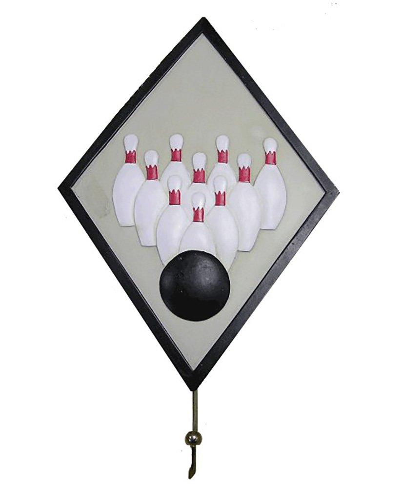 Bowling Coat Hanger