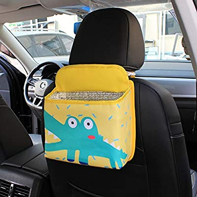 Multi Functional Cartoon Garbage Bags For Car Mounted Trash Cans