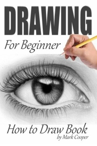 Price comparison product image Drawing for Beginner: How to Draw Book