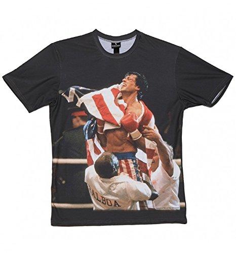 EXKLUSIVE Unisex felsigen Kampf T Shirt von Herrn Gugu und Miss Go