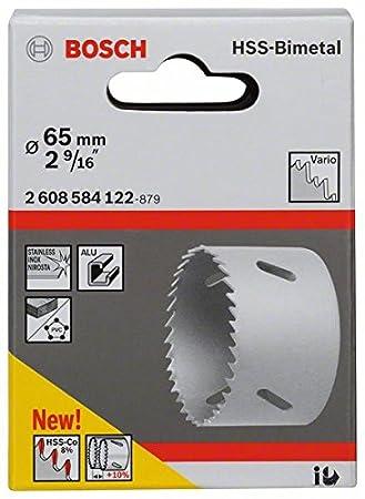 """Bosch HSS bi-metal holesaw for standard adapters 17 mm 11//16/"""" 2608584140"""