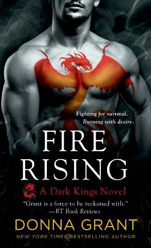 - Fire Rising: A Dragon Romance (Dark Kings Book 2)