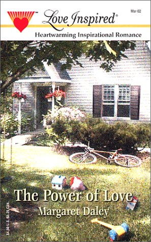 book cover of The Power of Love