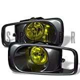 99-00 Honda Civic OEM Style Yellow Fog lights