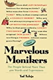 Marvelous Monikers, Tad Tuleja, 0517582724