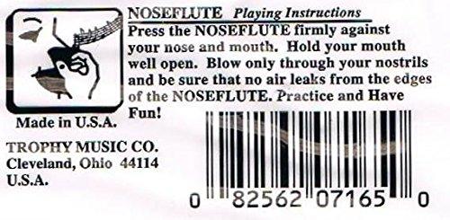 Trophy Plastic Nose Flute