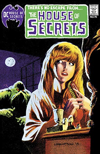 House of Secrets #92: Facsimile Edition 2019 1st Appearance Swamp Thing Reprint
