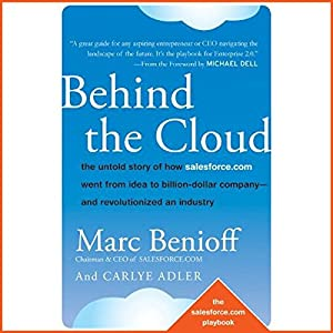 Behind the Cloud Audiobook