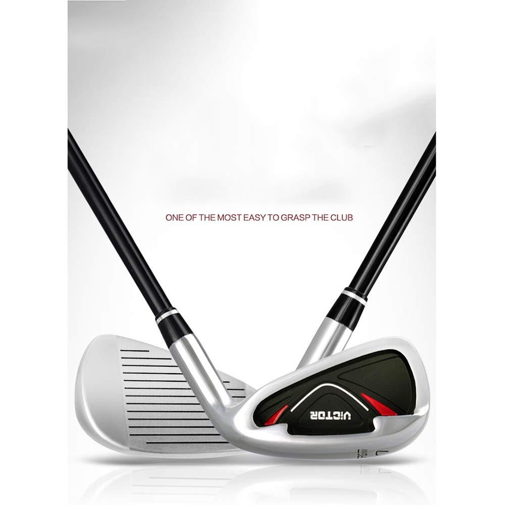 CNKSKXK-goif Club de Golf, Acero, Hierro Mixto, 37 Pulgadas ...