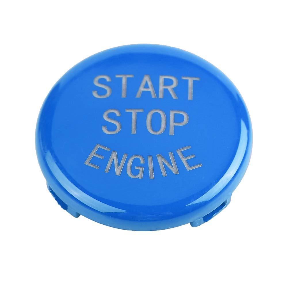 Start-stop di sensore di Un-chiave pulsante di avvio blocco motore davviamento Black