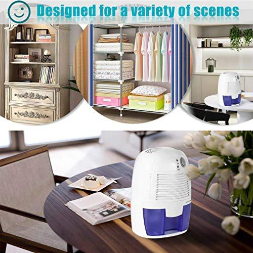 Electric Dehumidifier, Cubic , and Portable Damp Air, in Home, Bedroom, Basement, Caravan, Garage