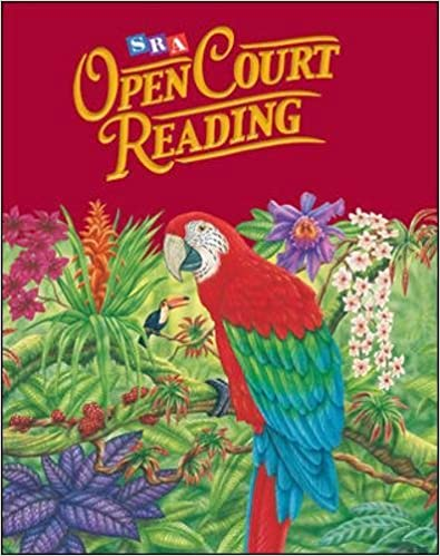 SRA Open Court Reading Grade 6 WrightGroup McGraw Hill