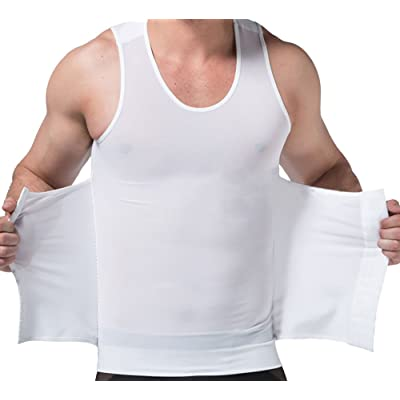 8a2e557049bfd Extreme Fit 180 3-in-1 Men Compression and Posture Corrector Shirt with  Slimming