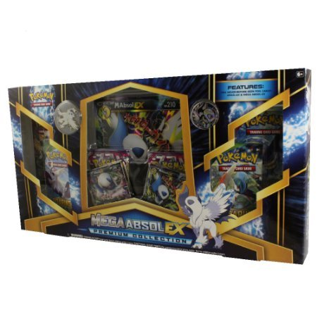 Pokemon Mega Absol EX Premium Collection - Hawaii Outlet Premium