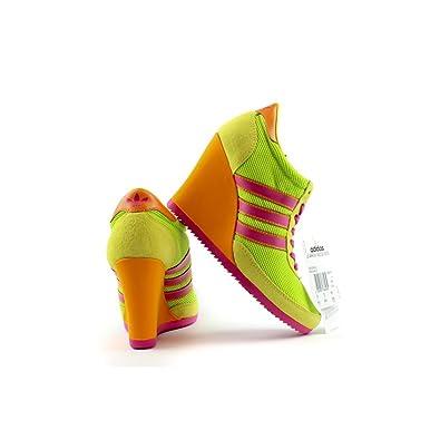 Adidas Jeremy Scott Arrow Wedge - G96747 (39 1/3)