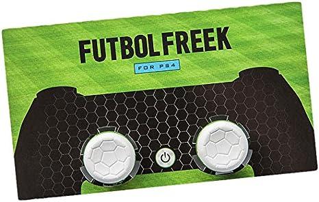 KontrolFreek Futbol Freek Botones anal?gicos - Accesorios de controlador de juego (Botones anal?gicos, PlayStation 4, Blanco: Amazon.es: Informática