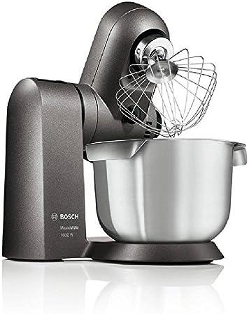 Bosch MUMXL40G - Robot de cocina profesional, 1600 W, 7 posiciones de velocidad + función turbo: Amazon.es: Hogar