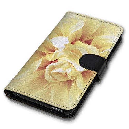Wallet Book Style Flip Handy Tasche Case Schutz Hülle Schale Motiv Etui für Apple iPhone 4 / 4S - Design Flip MV206
