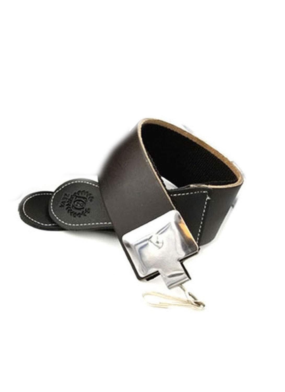 ZEVA Custom Hand Made Wooden Straight Edge Razor Leather Strop Shaving Set