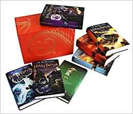 By J.K. Rowling Harry Potter Box Set: The Complete Collection ...