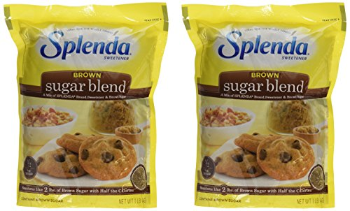 Splenda Brown Sugar Blend, 16-Ounce Packages (Pack of 2)