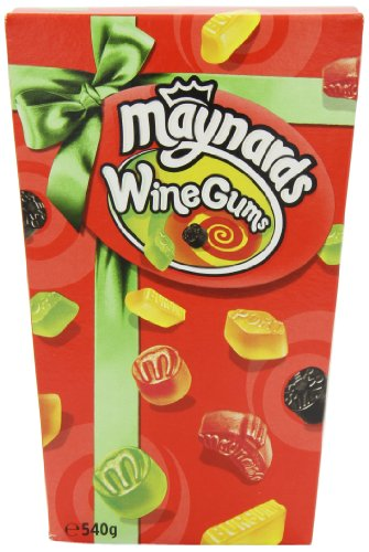 (Maynards Wine Gums Carton (400g /)