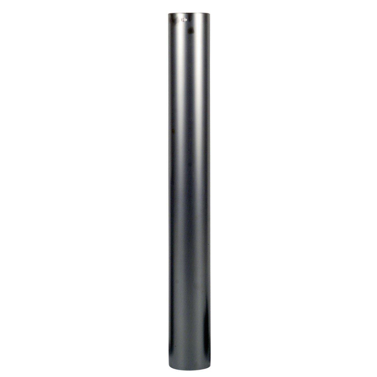Ofenrohr Rohr 0,75 m gebläut 130 ø 0,6mm stark Kaminrohr